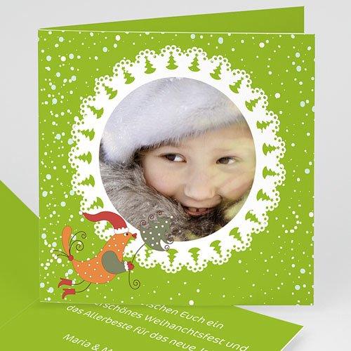 Weihnachtskarten - Weihnachtskarte 12 2704