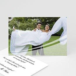 Danksagungskarten Hochzeit  - Danksagungskarte - 1