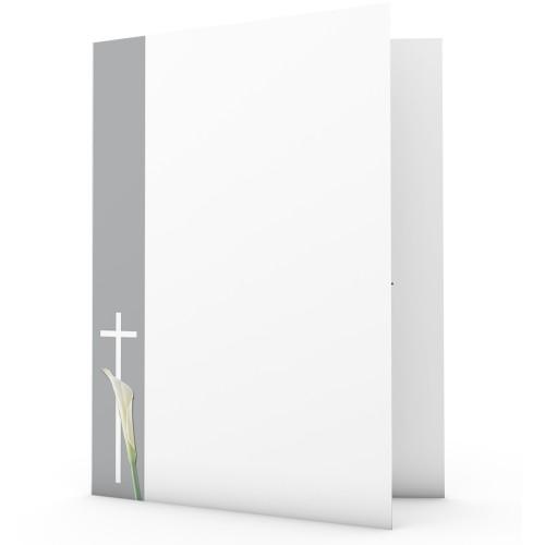 Trauer Danksagung christlich - Himmlischer Frieden 3228