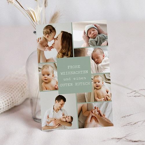 Weihnachtskarten - Grüsse 35131