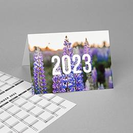 Taschenkalender - Fleuriste - 1