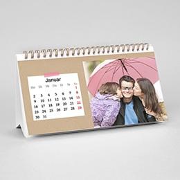 Tischkalender  - Souvenirs Souvenirs - 1