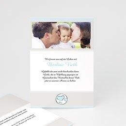 Adoptionskarten für Jungen - Adoptionskarte - 1