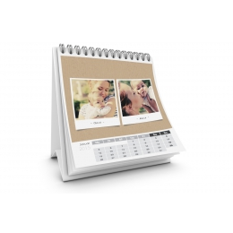 Tischkalender  - Kraftpapier - 1