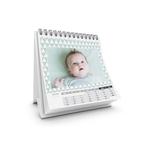 Tischkalender  - Muster 35598