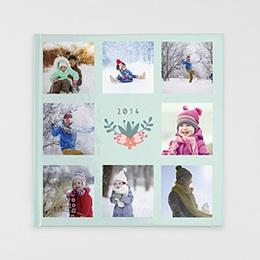 Fotobuch Quadratisch 30 x 30 cm - Familie - 1