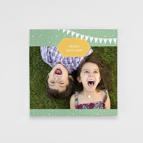 Fotobuch Quadratisch 20 x 20 cm - Happy Family 36232