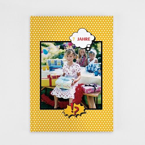 Fotobuch A4 Portrait - Mein Geburtstag 36235