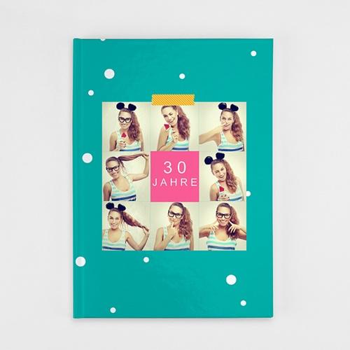 Fotobuch A4 Portrait - Geburtstag Flashy 36245