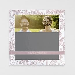 Fotobuch Quadratisch 30 x 30 cm - Mariage Royal - 0