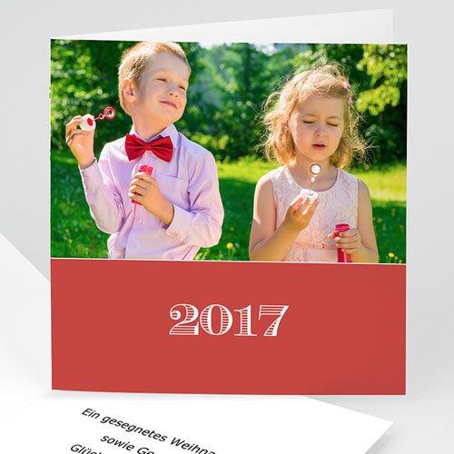 Weihnachtskarten - Ho Ho  3668