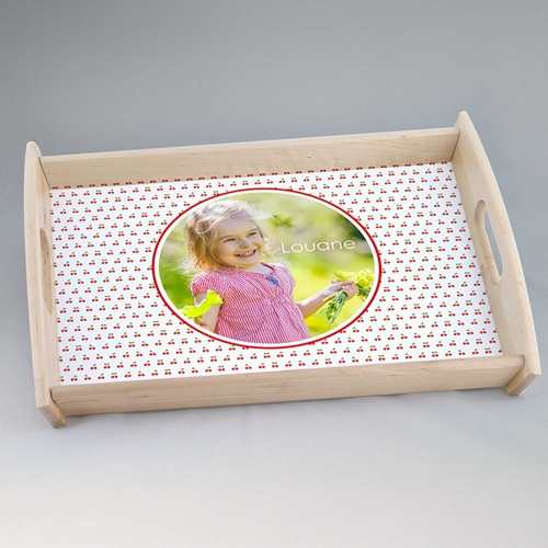 Foto-Tablett  - Printemps fleuri 36802