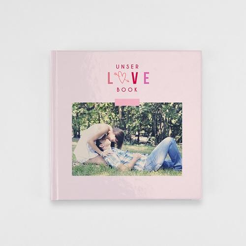 Fotobuch Quadratisch 20 x 20 cm - Love 36825