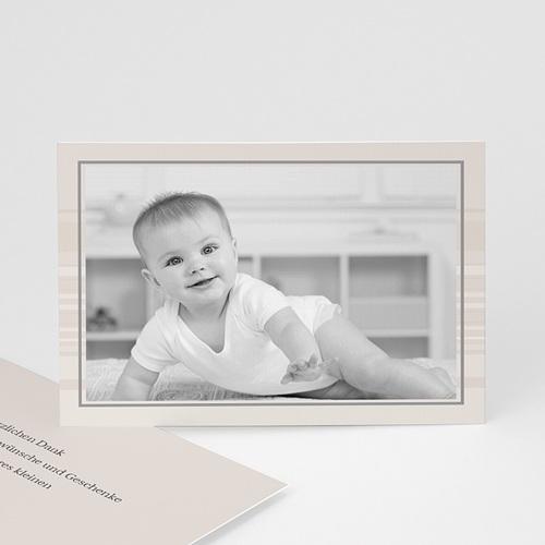 Dankeskarten Geburt Jungen - Danksagung Luca 3692