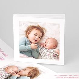 Geburtskarten selbst gestalten  - Leporello Leon - 1