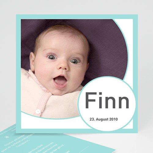 Babykarten für Jungen - Geburtskarte Noah 1 3832