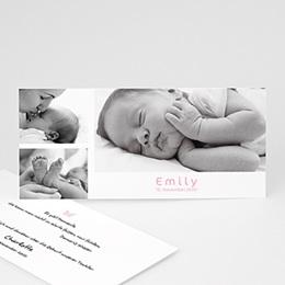 Geburtskarten für Mädchen - Miniaturfotos - 1
