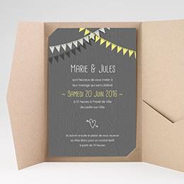 Hochzeitskarten Querformat - Hochzeitsdeko - 0