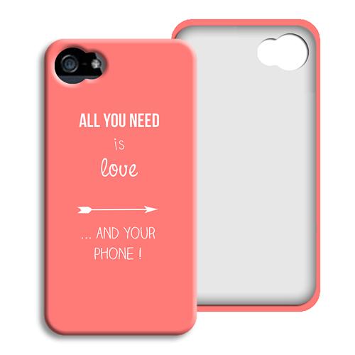 iPhone Cover NEU - Ich liebe dich mehr als.... 40425