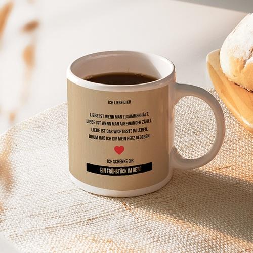 Fototassen - My Valentine 40442