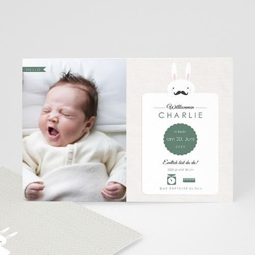 Babykarten für Jungen - Charlie Chaplin 40702