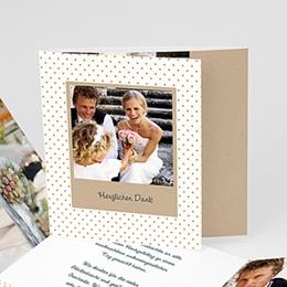 Danksagungskarten Hochzeit  - Detailverliebt - 0