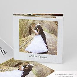 Danksagungskarten Hochzeit  - Tamina - 0