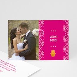 Danksagungskarten Hochzeit  - Tamana - 0