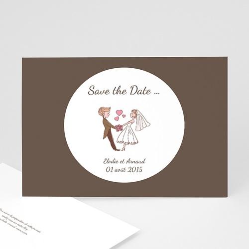 Save The Date  - Vive les mariés 41189
