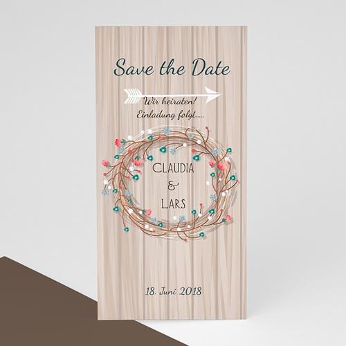 Save The Date  - Landhochzeit 41741