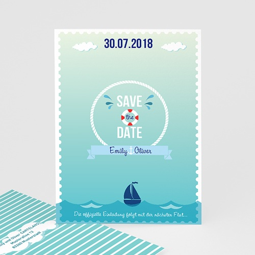 Save The Date  - Anker 42187
