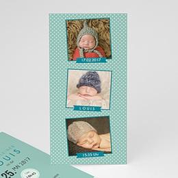 Babykarten für Jungen - Fotoautomat - 0