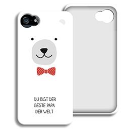 Case iPhone 5/5S - Papa Bär - 0