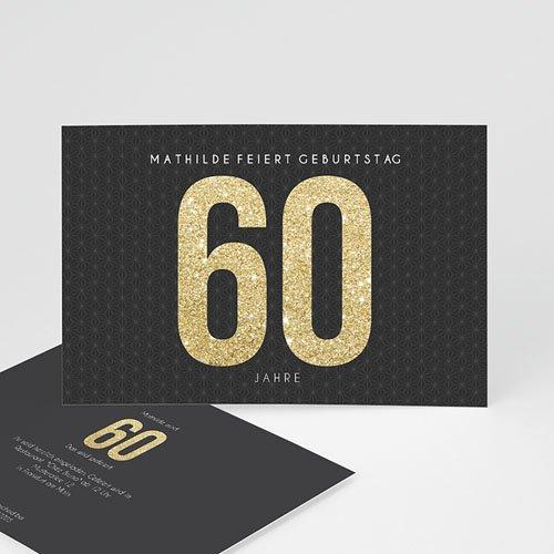 Runde Geburtstage - Goldene 60er 43104