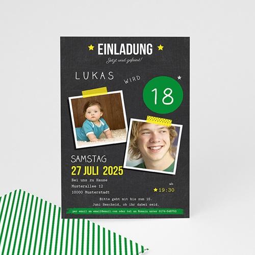 Runde Geburtstage - Pop  43282