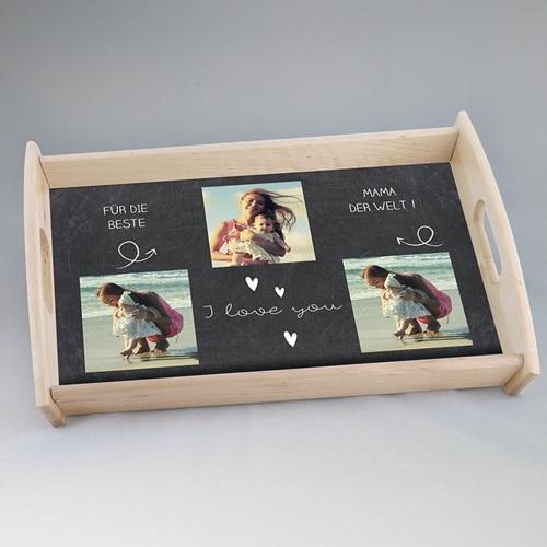 Foto-Tablett  - Festessen 44764