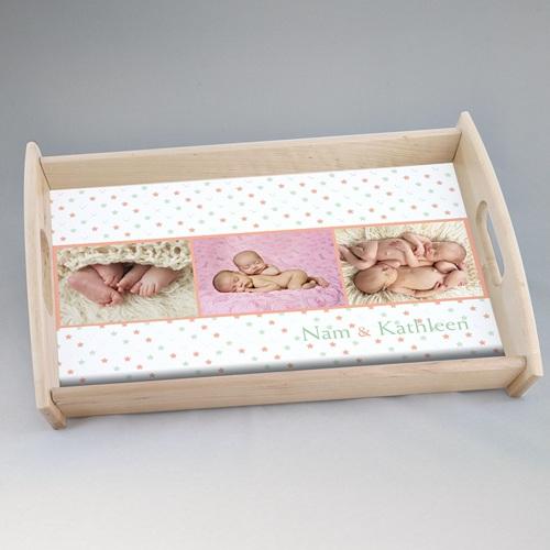 Foto-Tablett  - Babykarte Ariane 44779