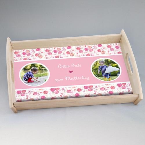 Foto-Tablett  - Für Mama 44788