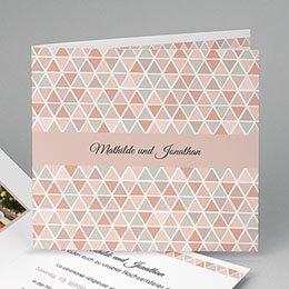 Hochzeitseinladungen modern - Motif Nude - 0
