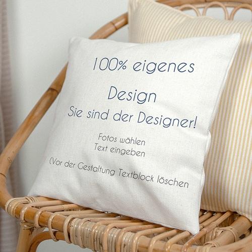 Fotokissen - 100% homemade 45051