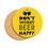 Glasuntersetzer - Party Fun 45152 thumb