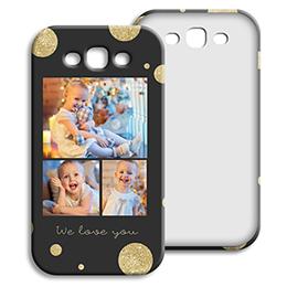 Case Samsung Galaxy S3 - Glamour - 0