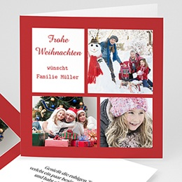 Weihnachtskarten - Aquarell - 0