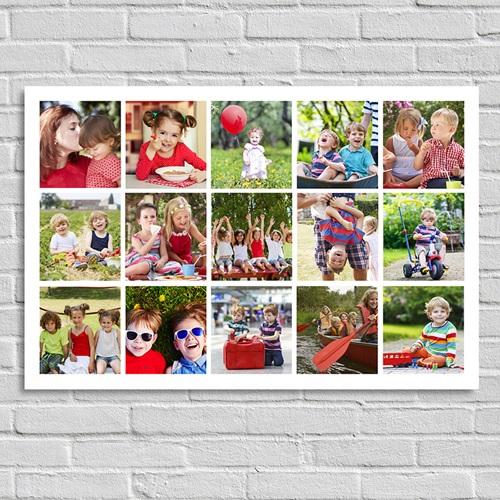Poster - Würfel Foto 45203