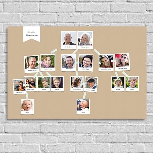 Poster - Stammbaum 45215