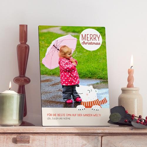 Fotorahmen - Eisbär 45258