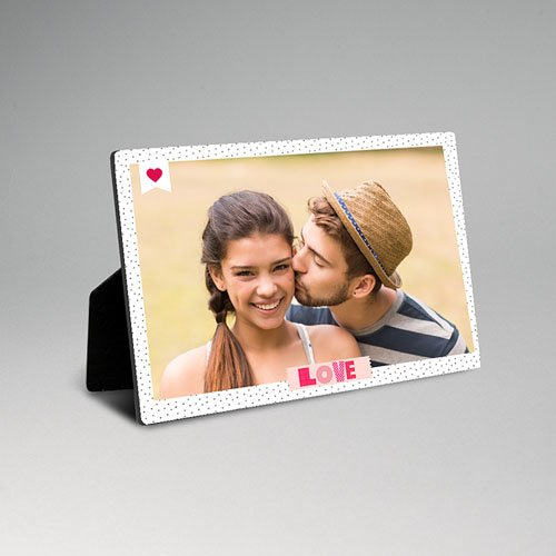 Fotorahmen - Love rose 45537