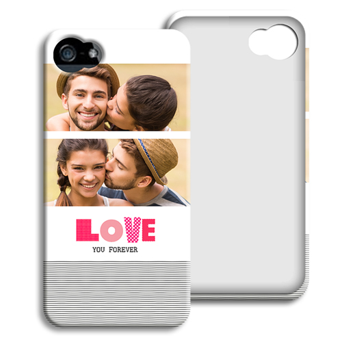 Case iPhone 5/5S - Made with Love 45546