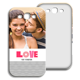 Case Samsung Galaxy S3 - Made with Love - 0