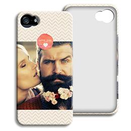 Case iPhone 5/5S - Wasserfarben - 0